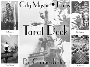 City Mystic Paris by Ginnie Jester