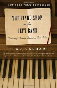 Piano Shop by Thad Carhart