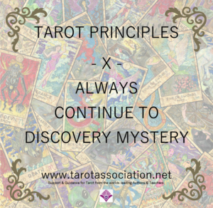 Tarot Principles 10