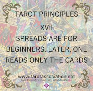 Tarot Principles 17