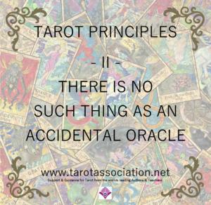 Tarot Principles 2