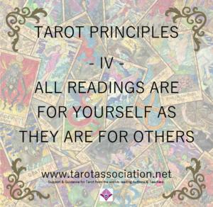 Tarot Principles 4