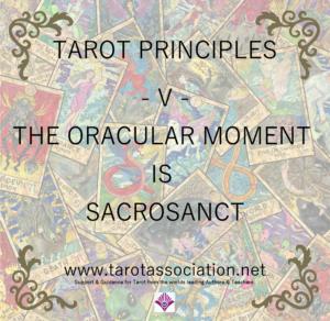 Tarot Principles 5