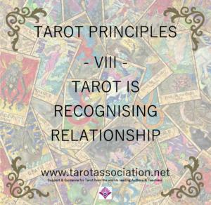 Tarot Principles 8