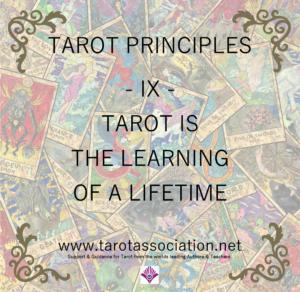 Tarot Principles 9