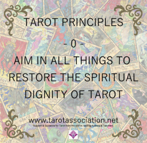Tarot Principles 0