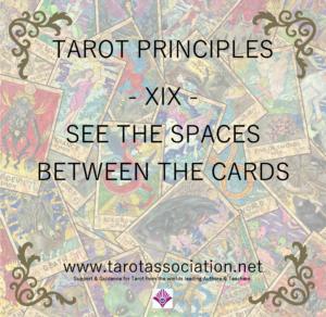 Tarot Principles 19