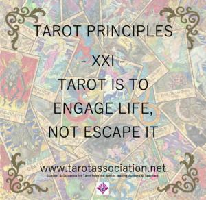 Tarot Principles 21