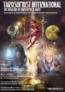 Free Tarot Magazine